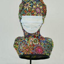 Paula Nadelstern – KALEIDOSCOPIC XL: Her Self/A Radiation Mask